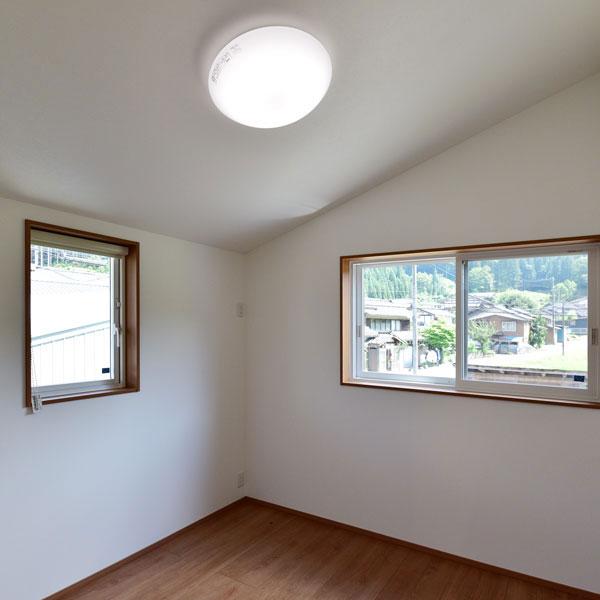 天井は最大限有効活用